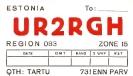 UR2 QSL: 134