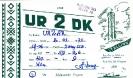 UR2 QSL: 24
