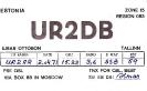 UR2 QSL: 22