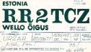 UR2 QSL: 186