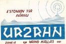 UR2 QSL: 138