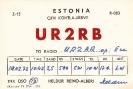 UR2 QSL; 112