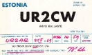 UR2 QSL: 20