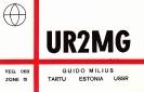 UR2 QSL: 77