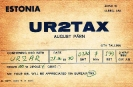 UR2 QSL: 181