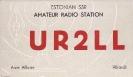 UR2 QSL: 73